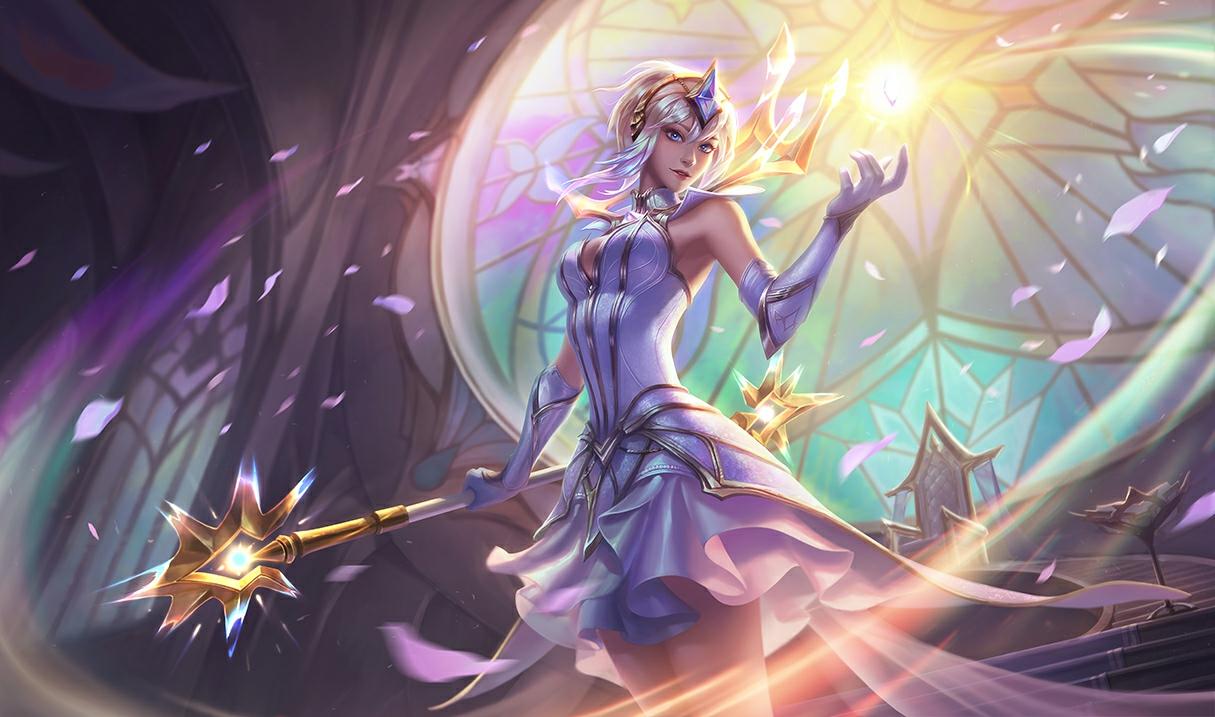 Combo Lux League of Legends