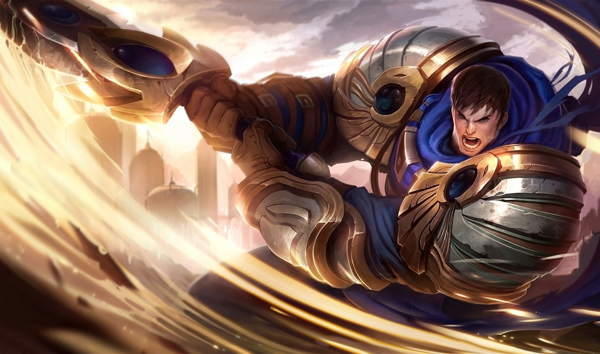 Combo Garen League of Legends