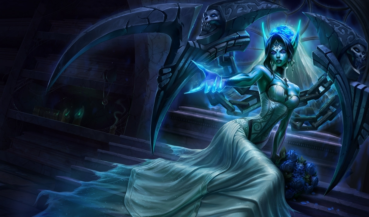 Guida Combo Morgana League Of Legends Pronerding