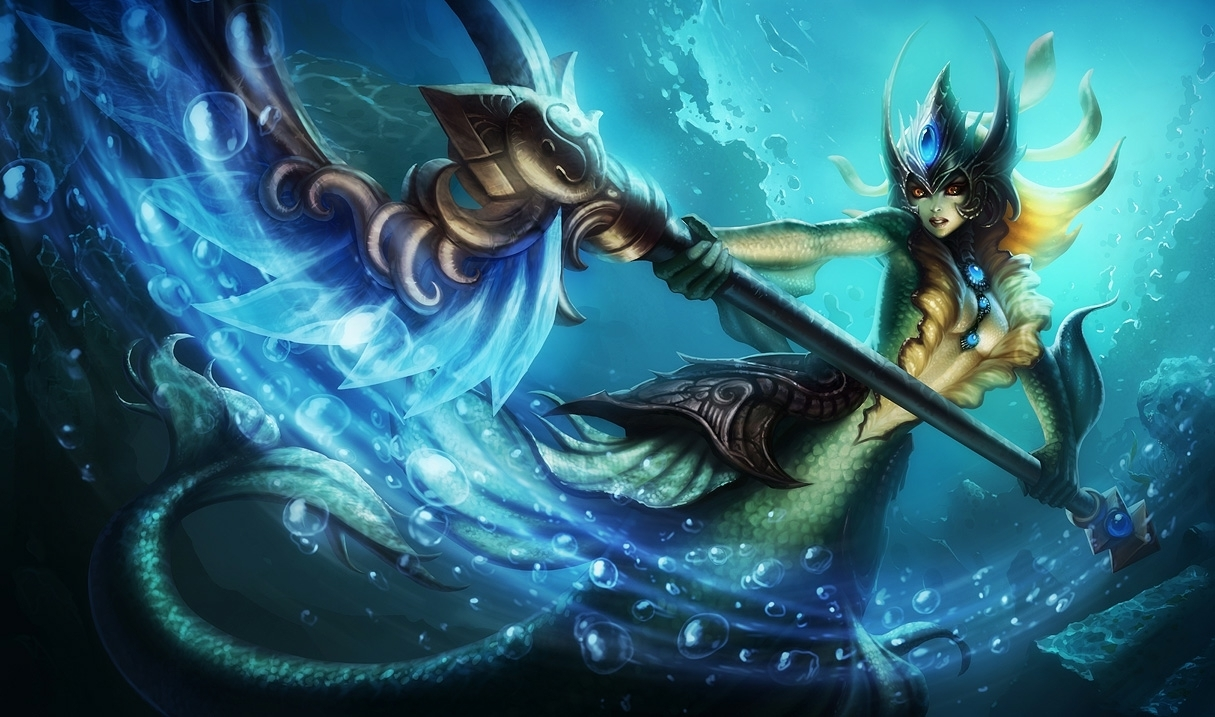 Combo Nami League of Legends