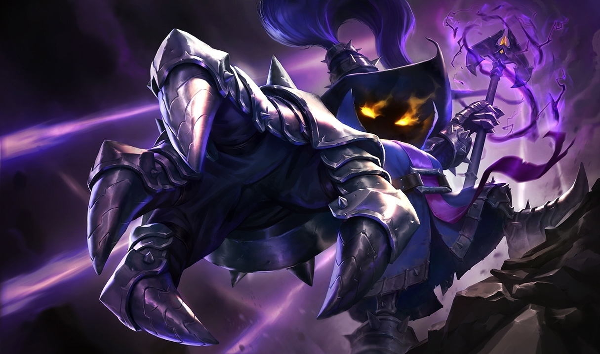 Combo Veigar League of Legends