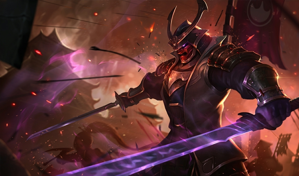 Combo Shen League of Legends