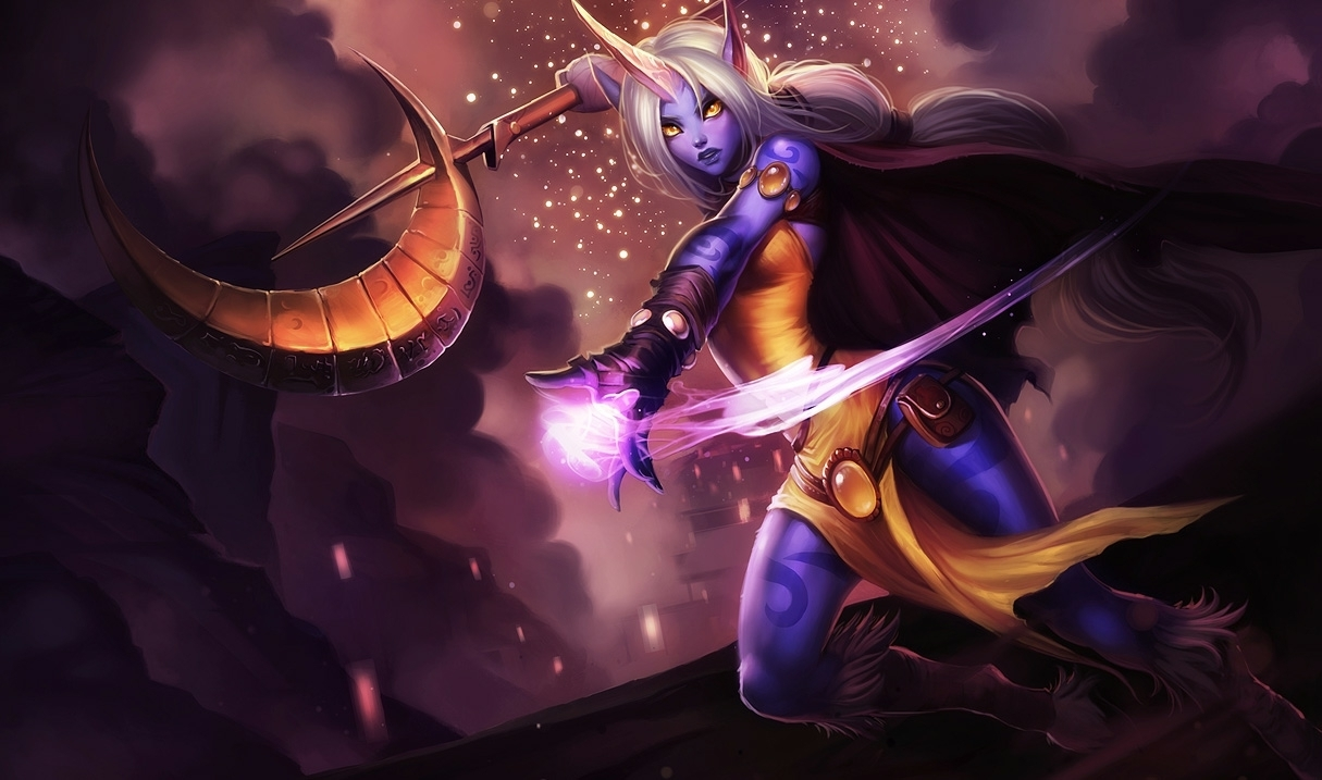 Combo Soraka League of Legends