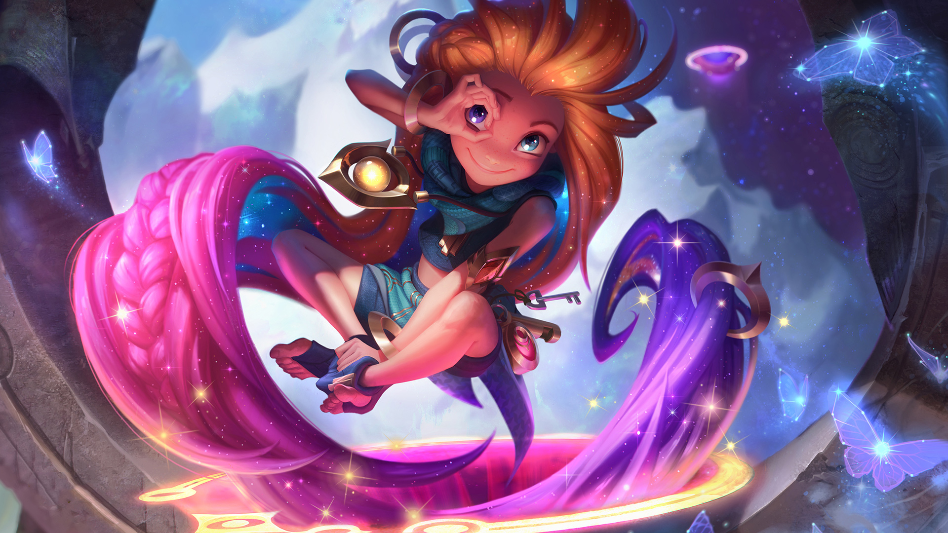 Combo Zoe League of Legends