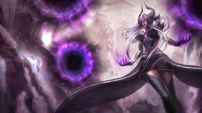 Combo Syndra League of Legends